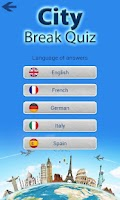 Screenshot of Geography Quiz - City Puzzle