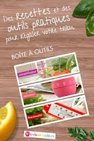 Screenshot of J'aime la cuisine
