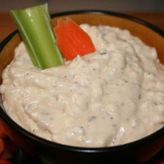 Mom's Holiday Veggie Dip