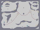 Thumbnail of the map 'Affected by a phobia'