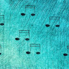 Löytyihän se sama sävel by Niina Hakkarainen - Digital Art Abstract