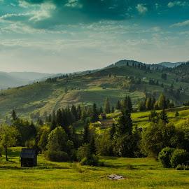 la palma by Zsolt Ferenczi - Landscapes Mountains & Hills ( romania, palma, moldova )