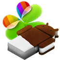 ICS Ultra 2 for  Go Launcher icon