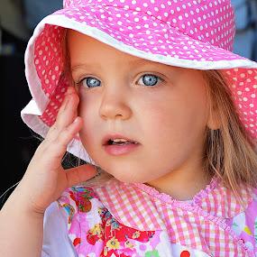 Summer girl by Lucia STA - Babies & Children Child Portraits