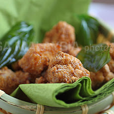 Salt and Pepper Chicken Recipe (盐酥鸡)