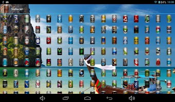 Screenshot of Soda Can lite Icon Pack