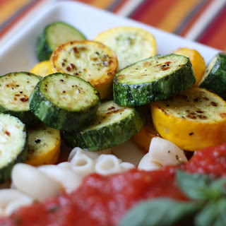Simple Sauteed Summer Squash
