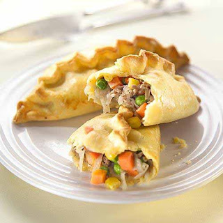 Cornish Pasties With Ground Beef Recipes