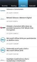 Screenshot of ChannelWorld CZ