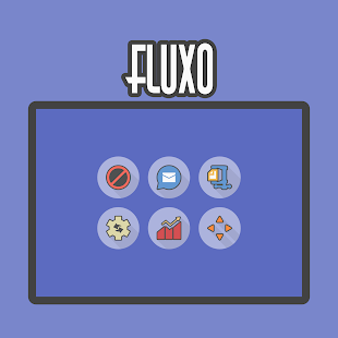 Fluxo - Icon Pack- screenshot thumbnail