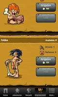 Screenshot of Stone Age Game
