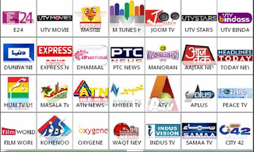 indo-pak-tv-free for android screenshot