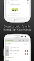 Screenshot of Avocado - Chat for Couples