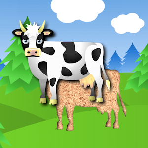 Cover art Animal Puzzle For Toddlers