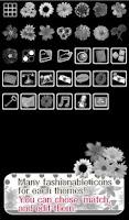 Screenshot of Monochrome for[+]HOME