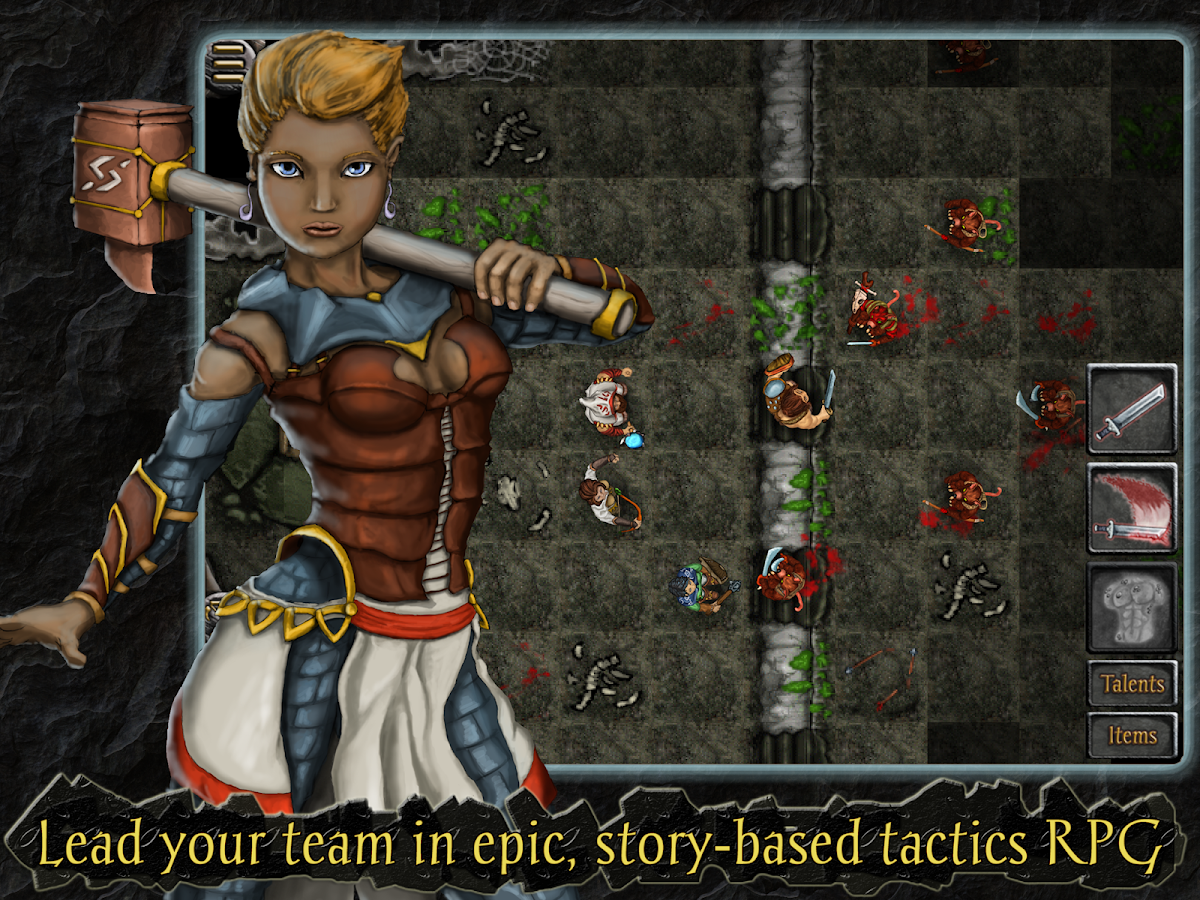 Heroes of Steel RPG Elite Screenshot 11
