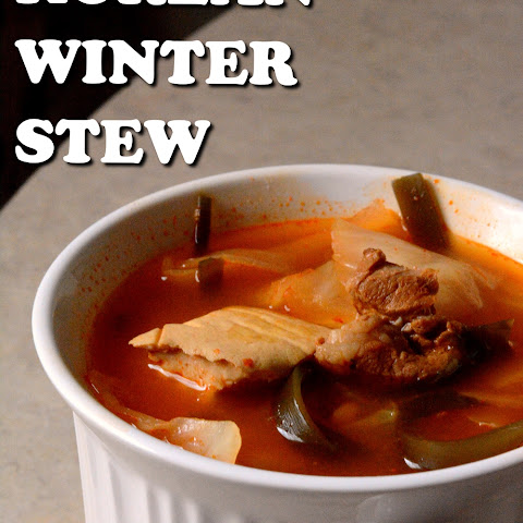 KOREAN WINTER STEWS [RECIPE]