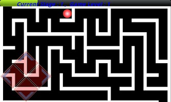 Screenshot of Maze Game+