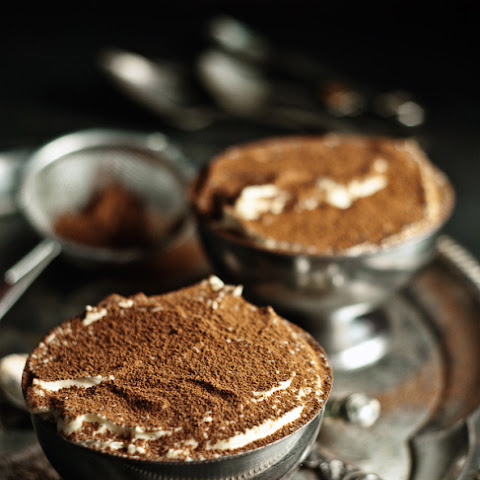 Tiramisu With Amaretti Biscuits