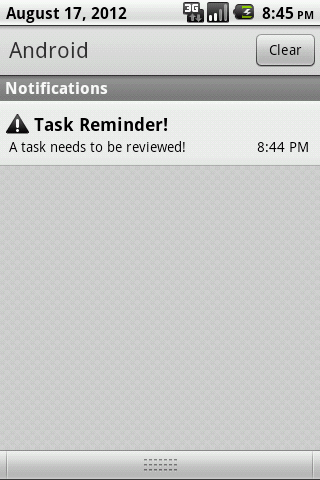 Ultimate Task Reminder