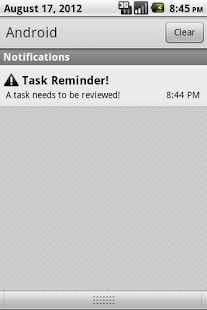 Ultimate Task Reminder - screenshot