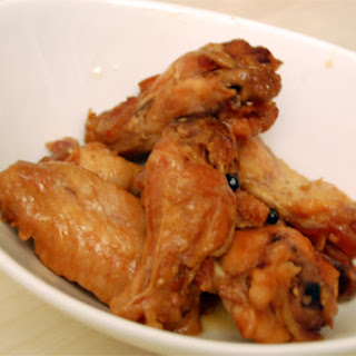 Garlic Chicken Wings Crock Pot Recipes