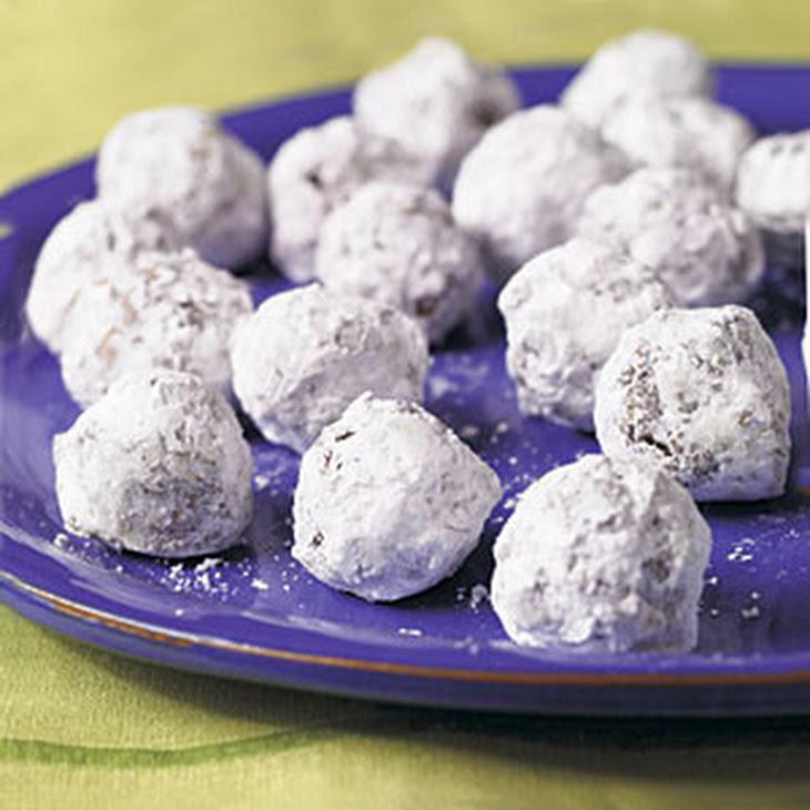 Fudgy Bourbon Balls Recipes — Dishmaps