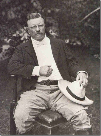 President Theodore Roosevelt 1903