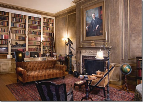 Woodrow Wilson House Museum Library, Over All