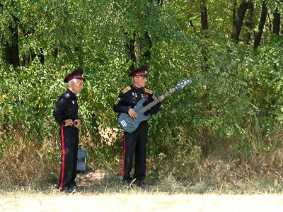 казацкие музыкальные инструменты