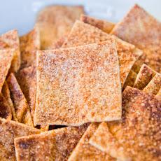 ... nachos on cinnamon and sugar toasted cinnamon and sugar toasted here s
