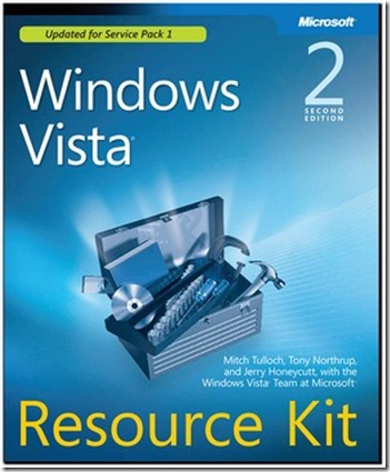 windows vista resource kit review