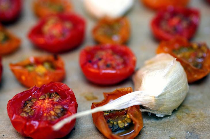 Slow Roasted Tomatoes Recipe | Yummly