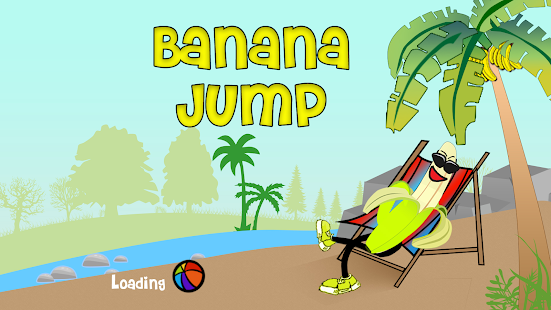 Jump Banana Jump - screenshot