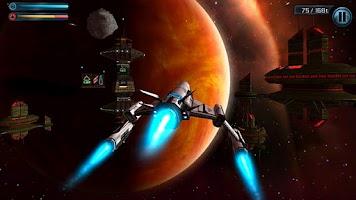 Screenshot of Galaxy on Fire 2™ Xperia PLAY