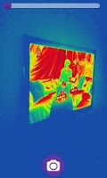 Screenshot of Thermal Camera HD Effect