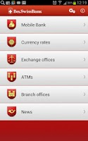 Screenshot of BSB Bank