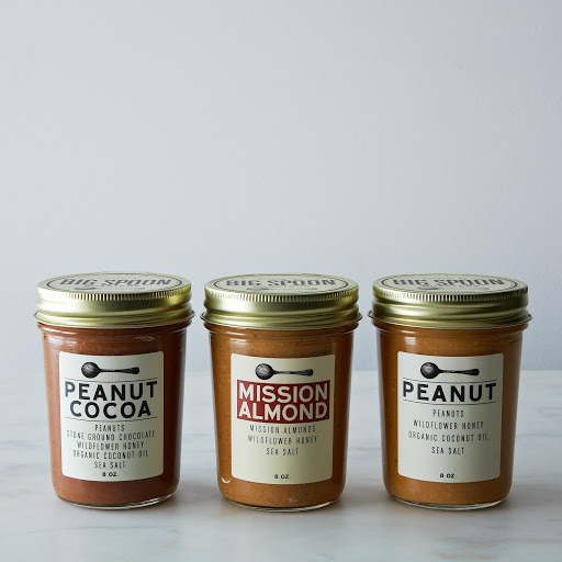 Best of Big Spoon Roasters Almond & Peanut Butter Collection