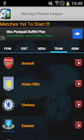 Screenshot of Soccer League 2014-15