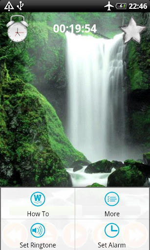 River Sounds Nature To Sleep - screenshot