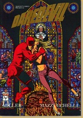 Look boys and girls!  Its Daredevil and his junkie porn star girlfriend!
