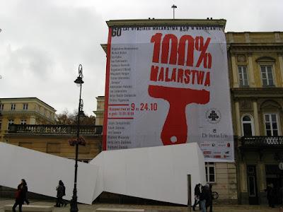 Reklama wystawy