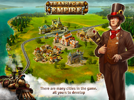 Screenshot of Transport Empire - Tycoon