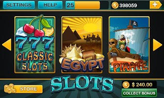 Screenshot of Slots Mania Deluxe