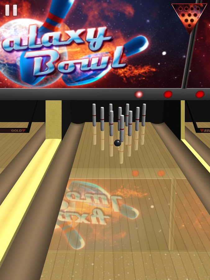 Galaxy Bowling ™ 3D Screenshot 4