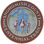 Centennial Trail Logo