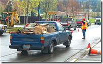 Redmond Library: Spring 2009 Recycling and Collection Event