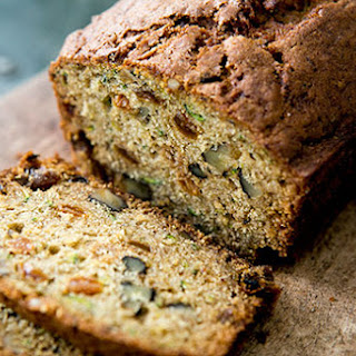 Zucchini Bread with Pineapple