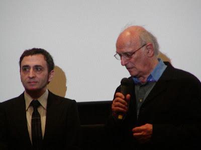 Carlos Saura, Alberto Calero Lugo