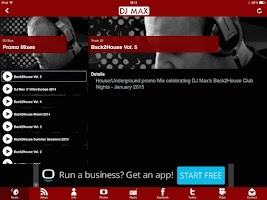 Screenshot of DJ Max